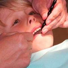 Разрезы при прорезывании