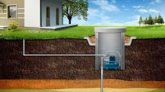 Installation of pumping equipment