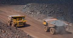 Добыча твердых ископаемых