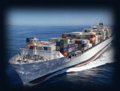 Услуга грузовых брокеров по морским перевозкам