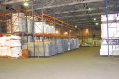 Услуги обработки и хранения продуктов питания