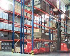 Комплекс услуг по организации помещений складских