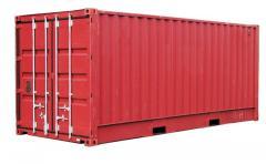 Аренда и прокат контейнеров и паллет