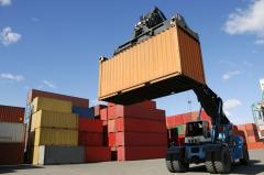 Перевозка контейнерная