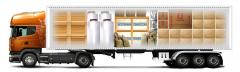 International transportation of groupage cargoes
