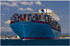 Перевозки международные в морских контейнерах