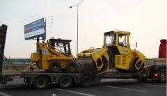 Перевозка техники дорожной