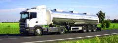 Transportation of petroleum products