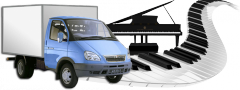 Transportation of pianos and grand pianos