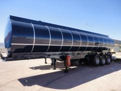 Transportation of formaldehydes, petroleum
