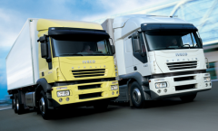 Automobile transportations piece and tare cargoes