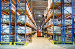 Перевозки, складирование грузов при переезде клиента