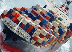 Organization of cargo transportation by water