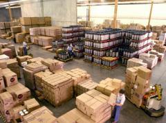 Перевалка, ответственное хранение различных грузов