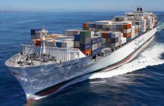 Перевозка морская пассажирская и грузовая