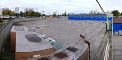 Открытая складская площадка для нескоропортящихся грузов