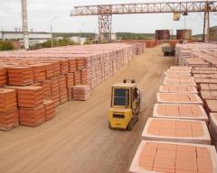 Услуга открытых складских площадок