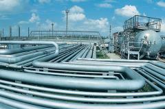 Транспортировка газа сетями общими