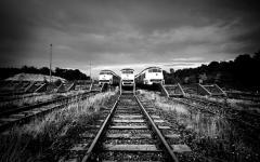 Rent of the railway deadlock in Astana