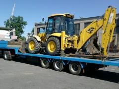 Ttransportation of special equipment
