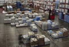 Транспортные и экспедиторские агентства со складами