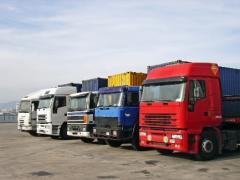 Экспедиторские агентства по автомобильным перевозкам