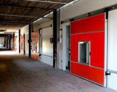 Проектирование и строительство холодильных комплексов