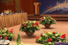 Оформление конференций, офисов, кабинетов руководителей