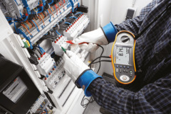 Maintenance of electrical installations