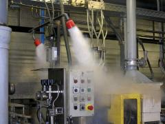 Start-up and commissioning of automatic fire