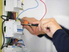 Installation of electrical equipment