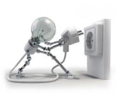 Work on electric lighting
