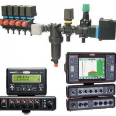 Installation of electronic control systems