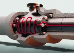 Industrial electric heating
