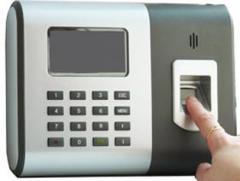 Установка биометрической системы по отпечатку