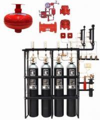 Design, installation and maintenance of aerosol