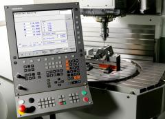 Adjusting of machines with electronic control