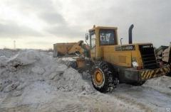 Договор на уборку снега