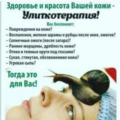Улиткотерапия