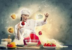 Курсы Повар-Кулинар для домохозяек