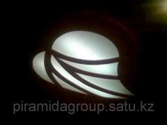 Изготовление световые потолки люстры светильники в Алматы, арт. 4172799