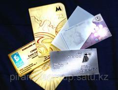 Печать визиток в Алматы, арт. 4556465