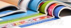 Печать каталогов журналов в Алматы, арт. 25284101