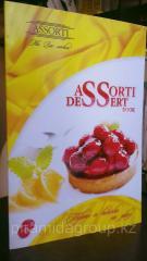 Разработка и печать меню в Алматы, арт. 35663049