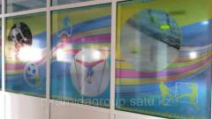 Выклейка оракалом в Алматы, арт. 11121120