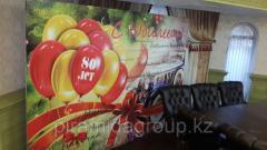 Печать баннера в Алматы, арт. 40388527