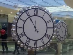 Новогоднее оформление в Алматы,  арт....