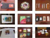 Брендирование сувениров в Алматы Ручки тарекли майки кружки, арт. 1973397
