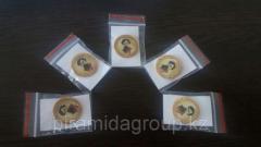 Значки металлические на заказ в Алматы, арт. 37562934