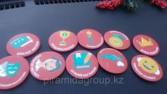Изготовление значков в Алматы, арт. 42393911